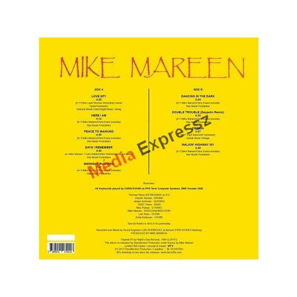 Mike Mareen-Dance Control LP/Vinyl