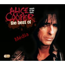 Alice Cooper - Spark in the dark best of  2CD