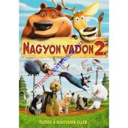 Nagyon vadon 2 DVD
