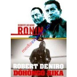 Ronin/ Dühöngő bika- 2 lemezes DVD
