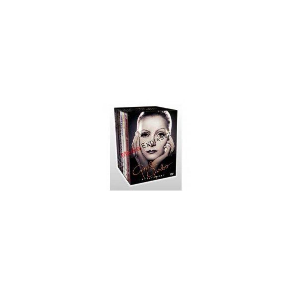 Greta Garbó gyűjtemény (6 DVD box)