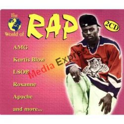 The World of Rap 2 CD