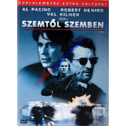 Szemtől szemben DVD (duplalemezes extra változat)