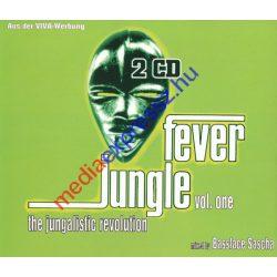 Bassface Sascha-: Jungle Fever Vol. one 2 db CD