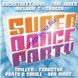 Super Dance Party CD