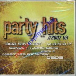 Party hits //2007 tél CD