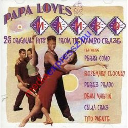 Papa loves Mambo CD