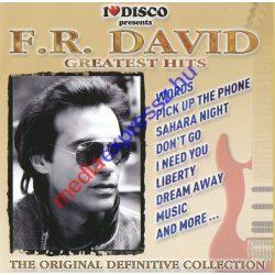 F.R. David – Greatest Hits (használt)