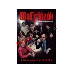 Maffiózók - 4. Évad (4 DVD)