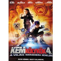 Kémkölyök 4 - A világ minden ideje DVD