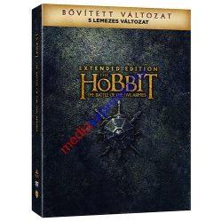 A hobbit Az öt sereg csatája 5 lemezes változat