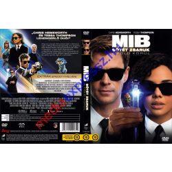 Mib Sötét Zsaruk A Föld Körül DVD