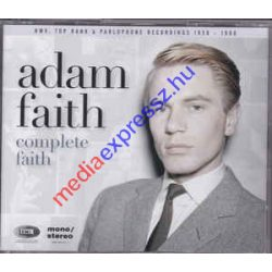 Adam Faith ‎– Complete Faith