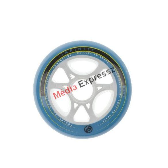 Powerslide Infinity 90mm/85A blue kerék 4 db