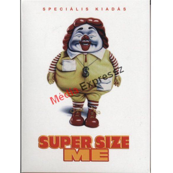 Super Size Me- speciális kiadás