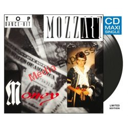 MOZZART - MONEY MAXI CD
