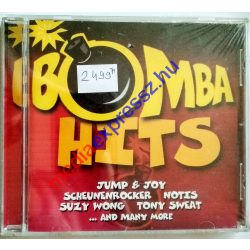 BOMBA HITS / AUDIO CD 2000 / JUMP & JOY, SCHEUNENROCKER, NOTIS, SUZY WONG, TONY SWEAT...AND MANY MORE