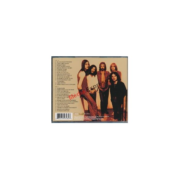 Fleetwood Mac – Black Magic Woman - The Best Of Fleetwood Mac 2CD