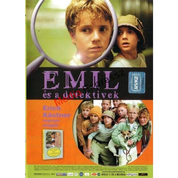 Emil és a detektívek