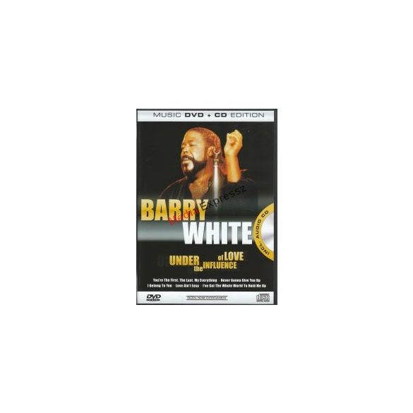 Barry White - Under The Influence Of Love (DVD+CD)