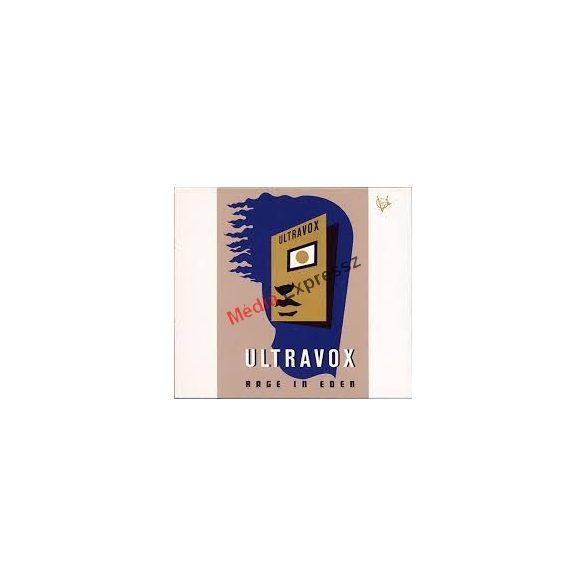 ULTRAVOX - Rage In  Eden 2CD Digipack
