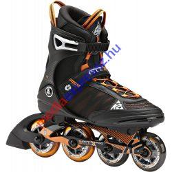K2 FIT X Pro black/orange görkorcsolya