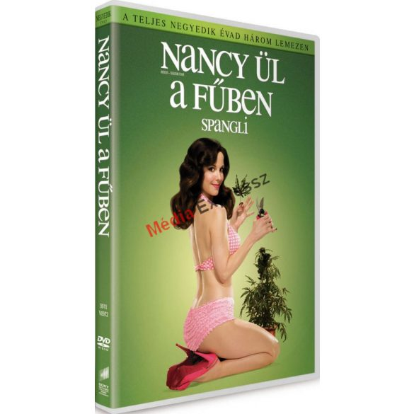 Nancy ül a fűben (4. évad) (3 DVD)