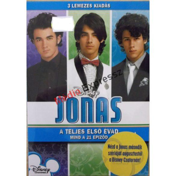 Jonas 1.évad 3 lemezes