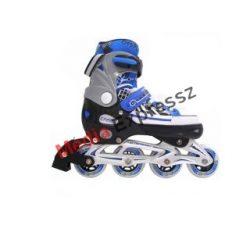 Action Blue/Black Alu Gyerek állítható görkorcsolya