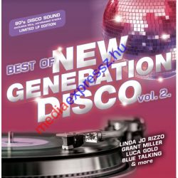 Best of New Generation Disco vol.2 (LP, Vinyl)