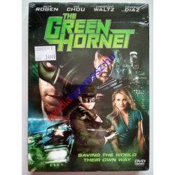 The green hornet - Zöld Darázs használt újszerű DVD