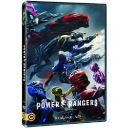 Power Rangers DVD (Átalakulás)