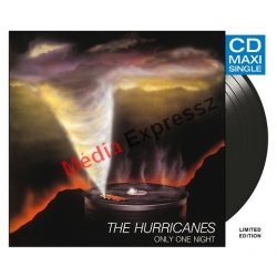 THE HURRICANES - ONLY ONE NIGHT MAXI CD