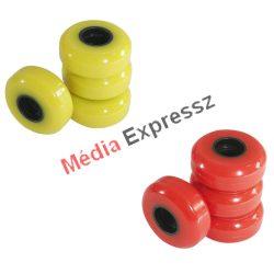 USD Blank II. 57mm/90A red vagy yellow színben 4 db/szett