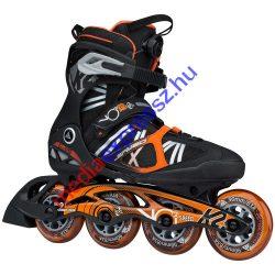 K2 Vo2 90 Speed Boa Men's black/orange  görkorcsolya