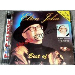 Elton John - Best of CD (Candle in the wind)