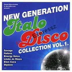 New Generation Italo Disco Collection Vol.1. (2 CD -és kiadvány )