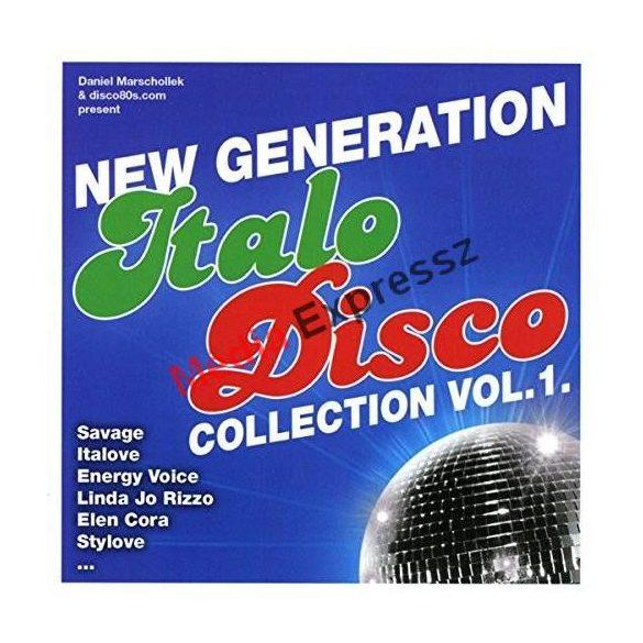 New Generation Italo Disco Collection Vol.1. (2 CD -és kiadvány )
