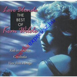 Kim Wilde ‎– Love Blonde - The Best Of Kim Wilde  ***