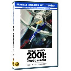 Stanley Kubrick Gyűjtemény - 2001: Űrodüsszeia DVD
