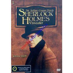 Sherlock Holmes visszatér 1,2,3,4,5 (5db DVD)