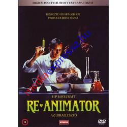 Re Animator DVD (digitálisan felújított extra változat)