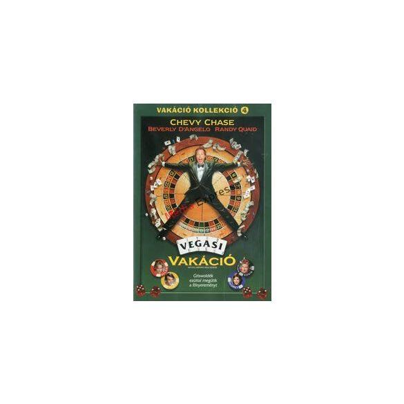 Vegasi Vakáció (DVD) Vakáció kollekció 4.
