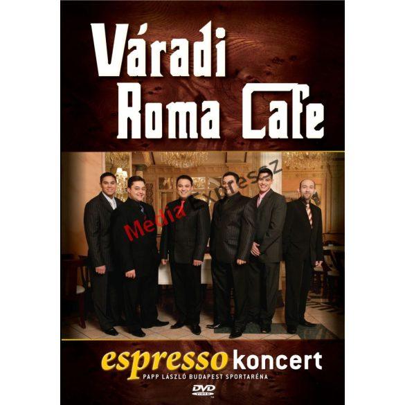 Váradi Roma Café - Esspreso koncert