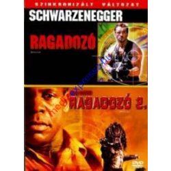 Schwarzenegger - Ragadozó/ Ragadozó 2 (2 db DVD) - Szinkronizált változat