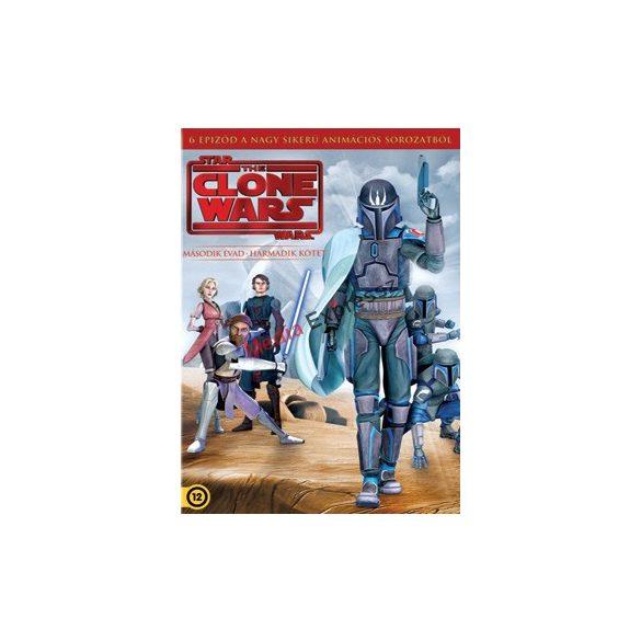 Star Wars: A klónok háborúja - 2. évad, 3. lemez