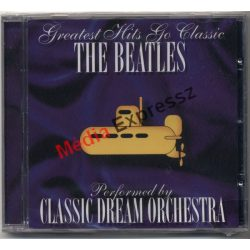 Classic Dream Orchestra ‎– Greatest Hits Go Classic The Beatles