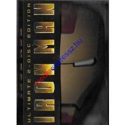 Iron Man ( Ultimate 2 - Disc Edition) 2 lemezes DVD