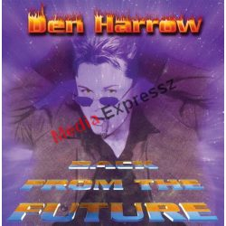 DEN HARROW - BACK FROM THE FUTURE LP,VINYL ,BAKELIT LEMEZ (LIMITED EDITION)
