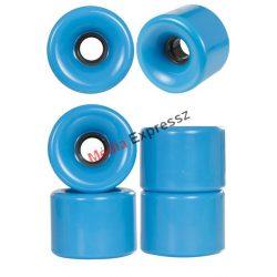 Powerslide Blank Roller Derby 65x44mm / 78A blue vagy green színben 4 db